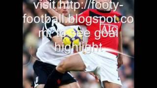 Fulham 3 - Manchester United 0 (19-12-09)