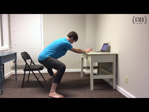 Office Mobility Routine: Desk Workout for Stiff Neck, Shoulders, and Back at Work