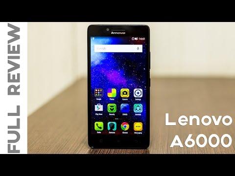 Lenovo A6000 - Full Review India (Gaming + Camera)