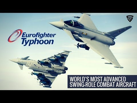 Eurofighter Typhoon - World's Most Advanced Swing-Role Fighter Jet | The Perfect Choice for Germany
