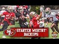 Can The 49ers 2019 Roster Overcome Injuries Bosa amp Samuel Still Unsigned