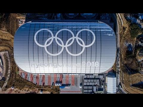 Pyeongchang Winter Olympics: A Drone's View