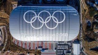 Pyeongchang Winter Olympics: A Drone