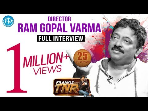 Xxx Mp4 Ram Gopal Varma RGV Exclusive Interview Frankly With TNR 25 Talking Movies With IDream 181 3gp Sex