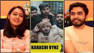 INDIANS react to English Shaadi by KARACHI VYNZ