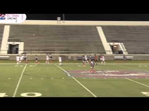 SC State Soccer vs UNC Asheville