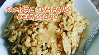 Sambal Tumpang Resep Masakan Nusantara Sederhana Rumahan