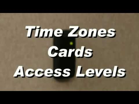 Access Control Systems in Los Angeles using HID cards tags readers