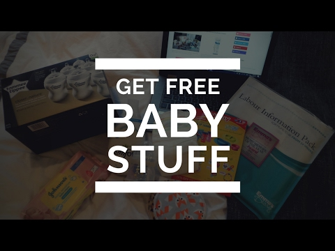 WHERE TO GET FREE & CHEAP BABY STUFF // UK EDITION