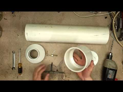 how to make a potato gun / launcher