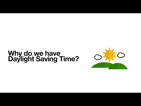 Why do we have Daylight Saving Time?   Go Binge (2018)   Three