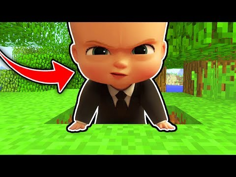 Minecraft : Stopping THE EVIL BOSS BABYS PLANS! (Ps3/Xbox360/PS4/XboxOne/PE/MCPE)