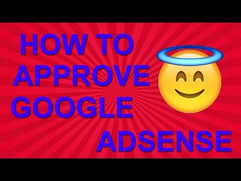 How To Approve Google Adsense Account