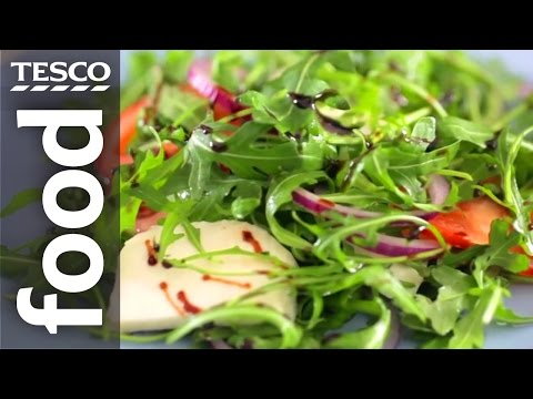How to Make a Balsamic Reduction | Tesco Food