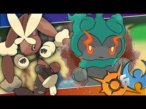 ¡M LOPUNNY & MARSHADOW VAYA CORE! Pokémon Sol y Luna OU: Showdown Live