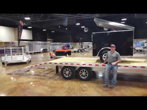 Sundowner Trailer's XL Deckover Walkthrough