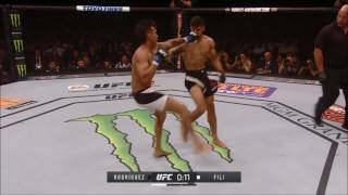 UFC Golpe a Golpe: Yair Rodriguez