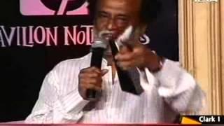 Rajnikanth accepts Amitabh as