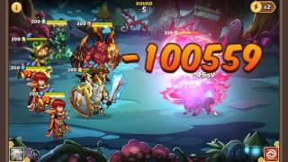 Idle Heroes - Tower of Oblivion 384 ▻▻ 396 - PakVim net HD Vdieos