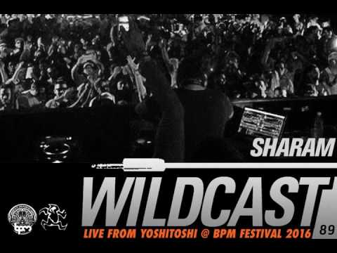 WILDCAST EPISODE 89 - Live from Yoshitoshi @ BPM Festival 2016