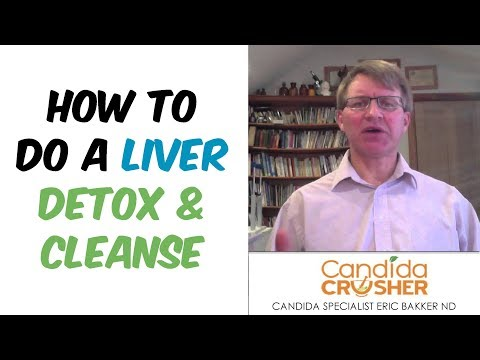 Liver Cleanse - How To Do A Liver Detox & Cleanse