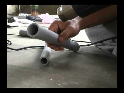 D.I.Y A PVC ROLLER