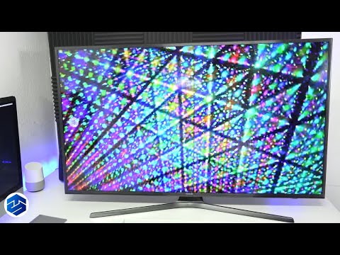 2017 Samsung UHD MU6070 and Most Samsung 4K TV Menu And Apps System