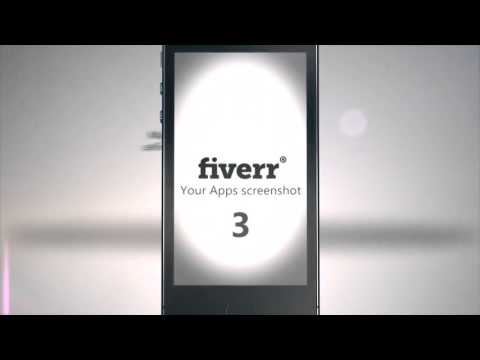 iPhone 5s App Commercial Video in 3D