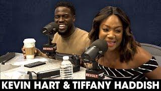 Kevin Hart And Tiffany Haddish Address Katt Williams, Talk Night School + More