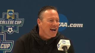 2019 NCAA College Cup Semifinals: Full Stanford press conference
