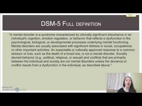 1. Intro to Disorders
