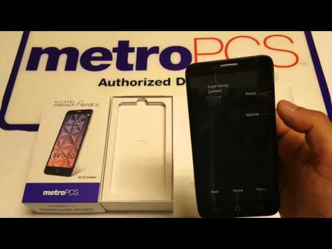 Alcatel Onetouch Fierce XL FULL REVIEW  Phones Good & Bad METRO PCS / T-Mobile