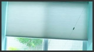 How To Hang Top Down Bottom Up Double Cell Blinds