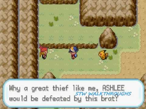 Pokemon Shiny Gold B5 Walkthrough Part 28: A New Region!