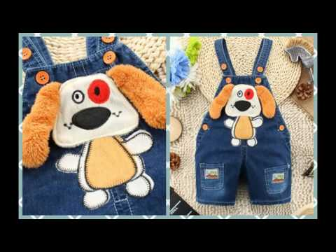 Baby Denim Dungarees Collation 2016 | Kids Jumpsuits and Romper Dress for baby boys and Girls