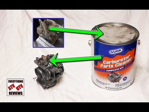 Best Carburetor Cleaner for Extremley Gummed up Carbs: How to Use and Less $ than Ultrasonic
