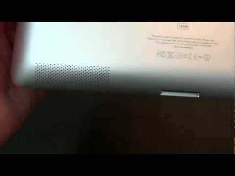New iPad 3 Unboxing | pestaola.gr