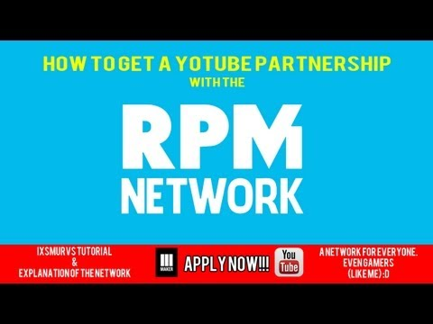 How To Get A Partnership On Youtube - EASY [RPM][SocialBlade] Get Paid From Youtube! HD