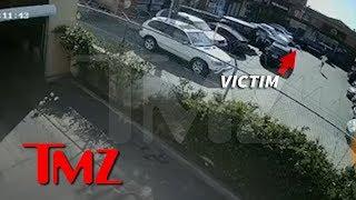 Nipsey Hussle Shooting Captured on Surveillance Video, Possible Suspect Seen | TMZ