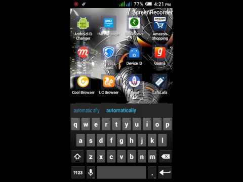 how to change android id( root needed)