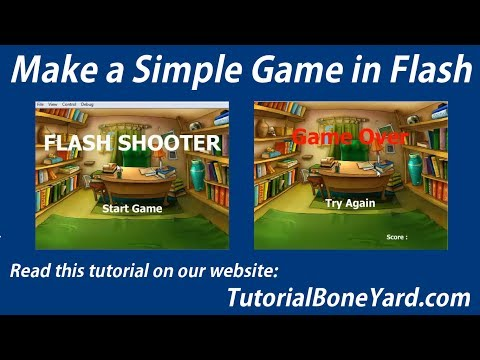 How to Make a Game in Flash