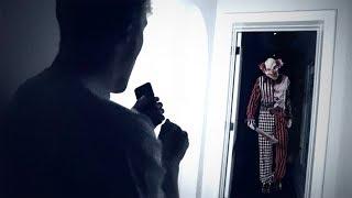 I Talked To The Killer Clown's.. (scary)
