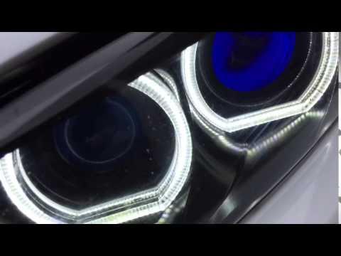 BMW E92/E93 Angel Eyes