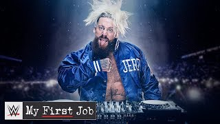 The job that inspired Enzo Amore to become a WWE Superstar: WWE My First Job