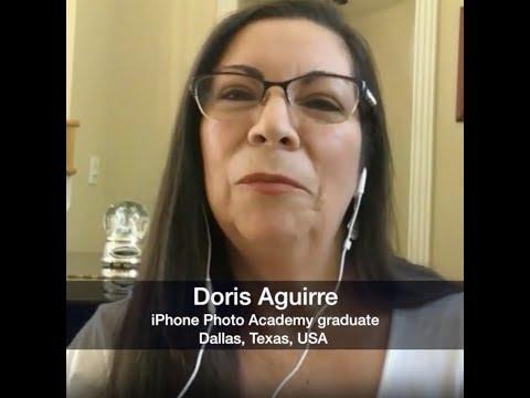 Doris Aguirre Reviews iPhone Photo Academy