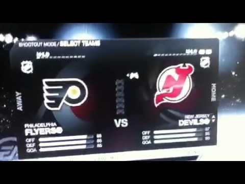 I play NHL 11