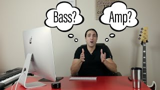 😮 What is more important... your bass or your amp?
