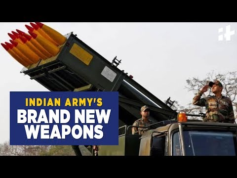 Indiatimes - Indian Army's All Set To Get Brand New Weapons
