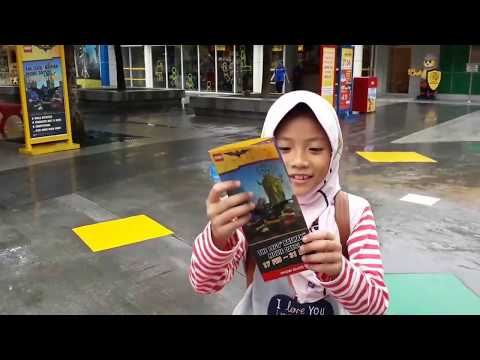 Legoland #1   Terbang dengan Air Asia ke Johor Bahru dan Main di Legoland Malaysia Theme Park