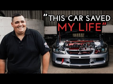 How A 700bhp Evo Saved My Life